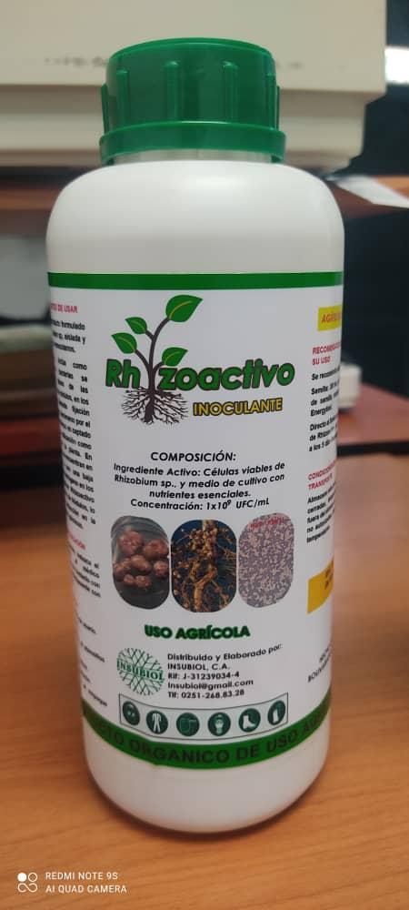 RhizoActivo-F El nuevo y potente inoculante para el cultivo de Frijol